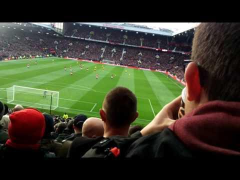 JOSE MOURINHO at Old Trafford!