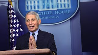 Anthony Fauci feels 'liberated' now Donald Trump has gone