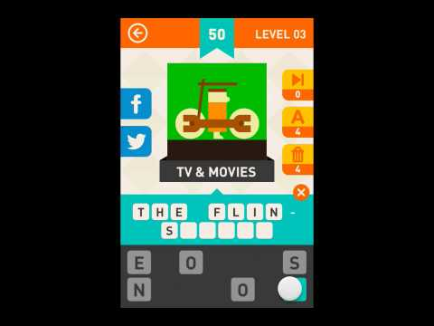 Icon Pop Mania Answers Level 3
