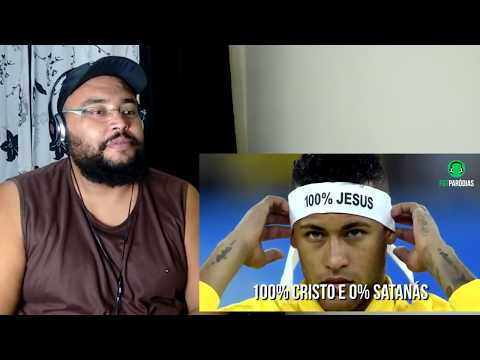 ♫ É O NEYMITO | Paródia DESPACITO - Luis Fonsi, Daddy Yankee ft. Justin Bieber react