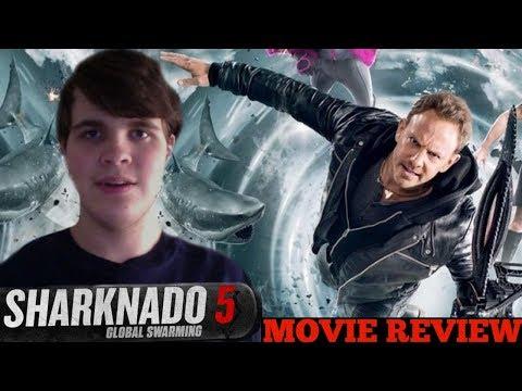 Sharknado 5: Global Swarming - Movie Review streaming vf