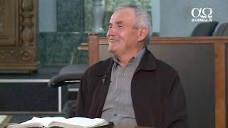 Mustrarea de cuget și rolul ei în mântuire: cu pastorul Vasile Moloce din Suceava