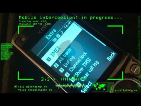 Telefon Anti-interceptare: XCell Dynamic IMEI V2