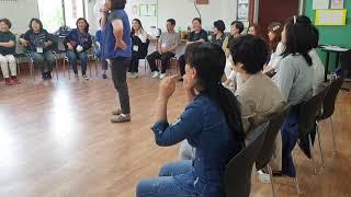 과일 바구니 부산레크리에이션 김민철강사 행복디자인교육컨…