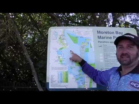 RU FISHING Episode 3 - Moreton Bay Adventure Chasing Reef Species