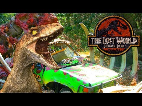How Isla Sorna Was Destroyed - Michael Crichton's Jurassic Park