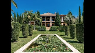 QUINTESSENCE OF TIMELESS ELEGANCE MANSION- Villa La Quinta de San Juan