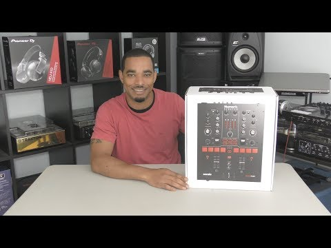 Repeat Numark Scratch: Serato DJ Mixer Unboxing by DJBooth
