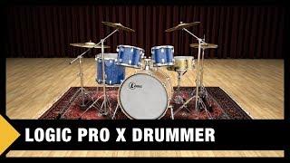 Logic Pro X Drummer (Complete Tutorial)