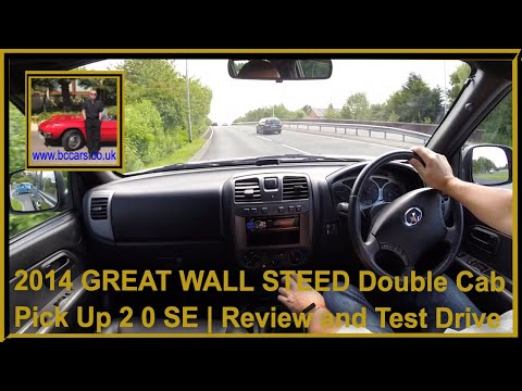 Virtual Video Test Drive in our 2014 14 GREAT WALL STEED Double Cab Pick Up 2 0 SE