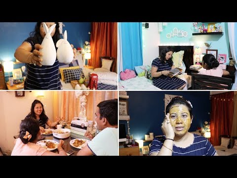 Mahabaleshwar Shopping | Indian Mom Evening Routine | Kids Study Routine l Skin Care for Acne
