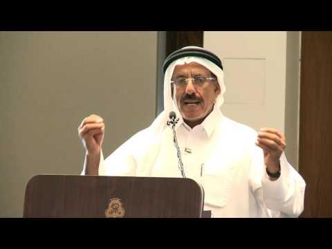 Khalaf Ahmad Al Habtoor Addresses 50 Emirati Grooms at the Group Wedding 2017