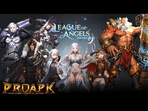 League of Angels – Paradise Land Gameplay Android / iOS
