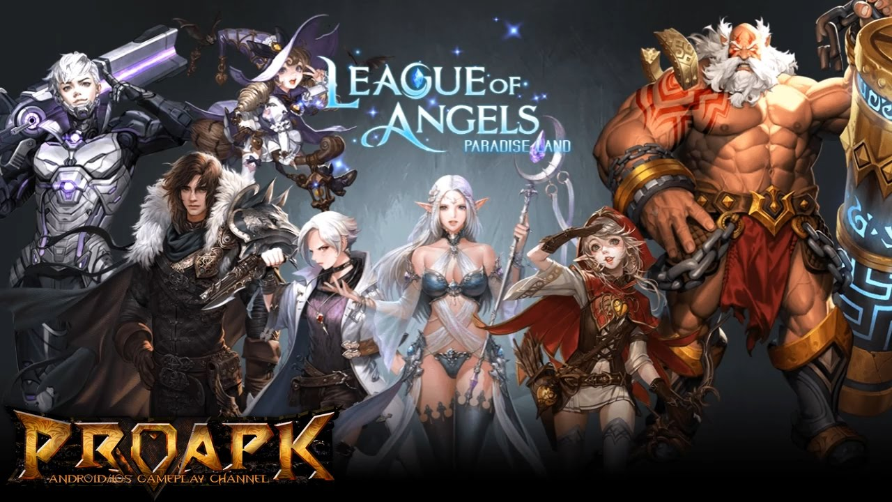 Image result for league of angels 3 visual