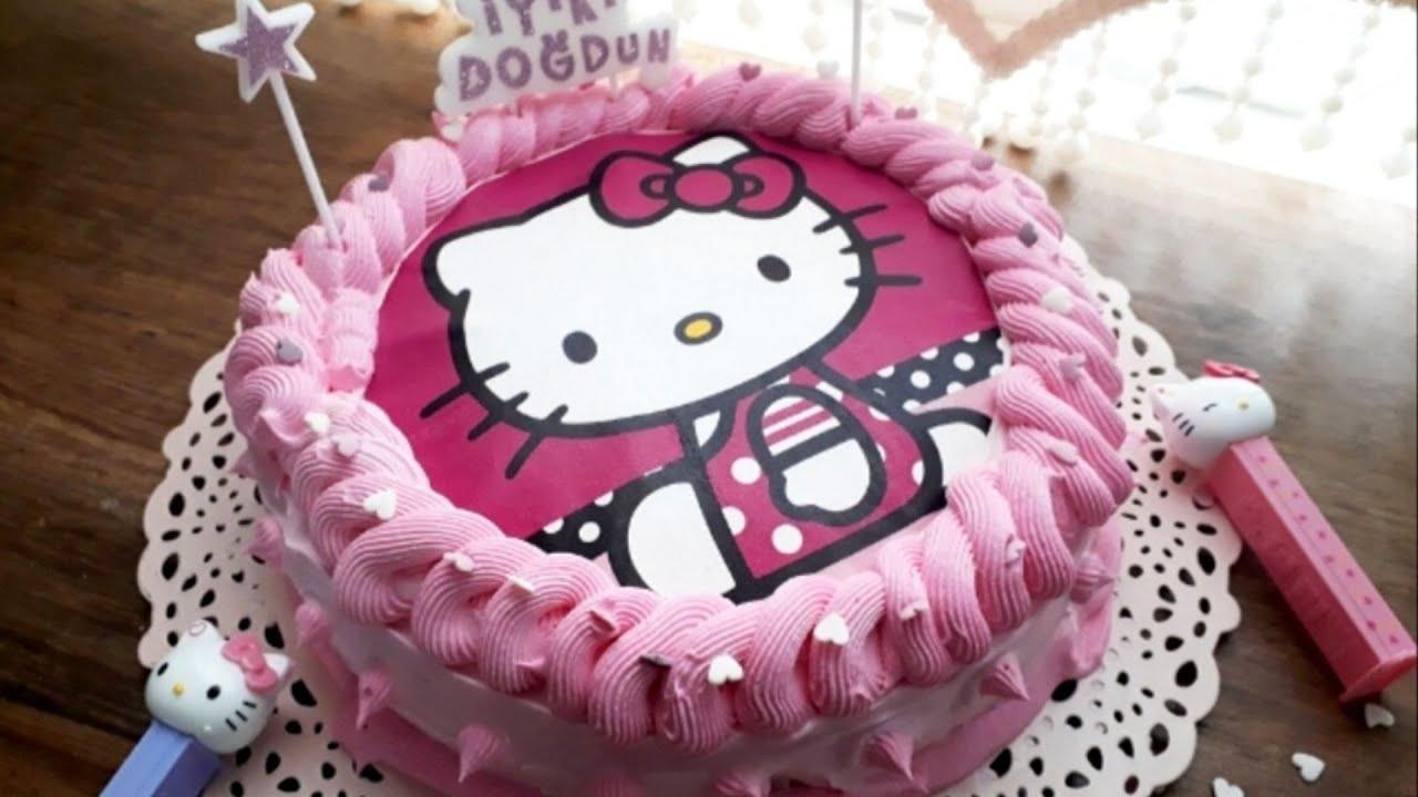 Şeker Hamurlu Panda Şekilli Pasta │Nasıl Yapılır ? Panda tortu │ şeker hamurlu pasta
