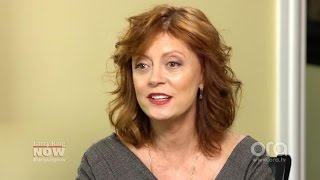 Does Susan Sarandon lose roles because of her age?   Larry King Now   Ora.TV