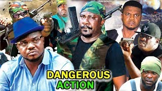 DANGEROUS ACTION 3&4 - Ken Eric 2018 Latest Nigerian Nollywood Movie
