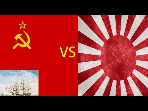 What if Japan invaded the Soviet Union in World War 2?