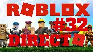 DIRECT/MONDAY PLAYING IN ROBLOX