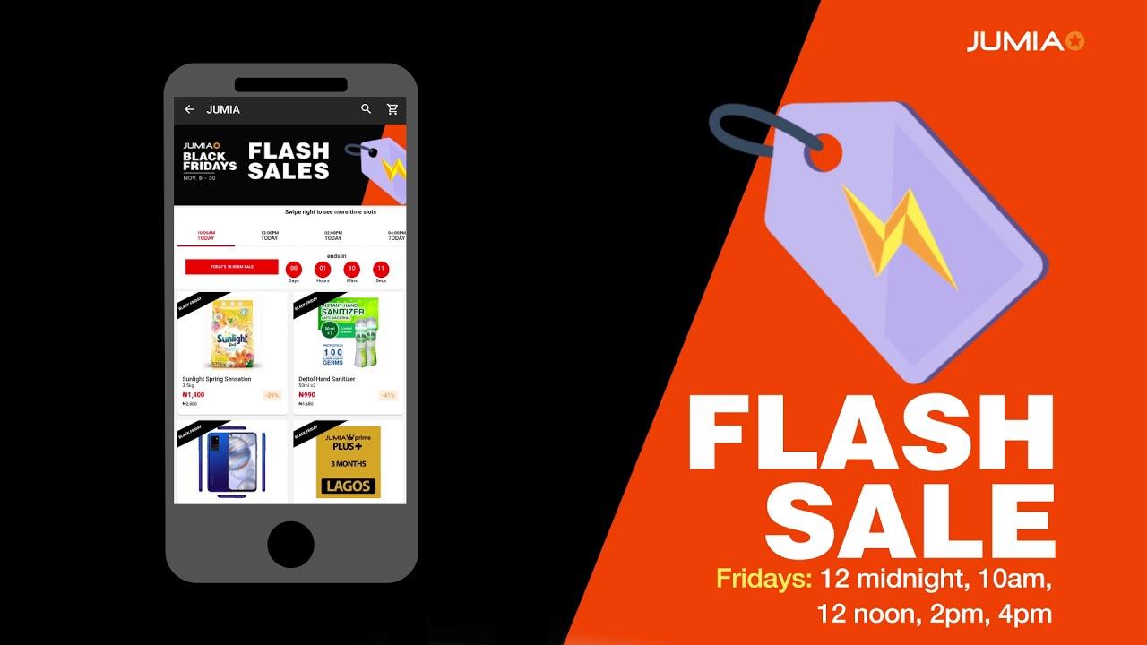 Jumia Black Friday    Nov. 6 - 30 - YouTube