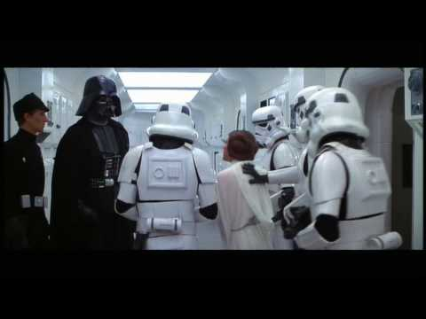The Real Voice Of Darth Vader...hilarious!