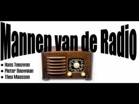 Mannen van de radio 3000 visitekaartjes