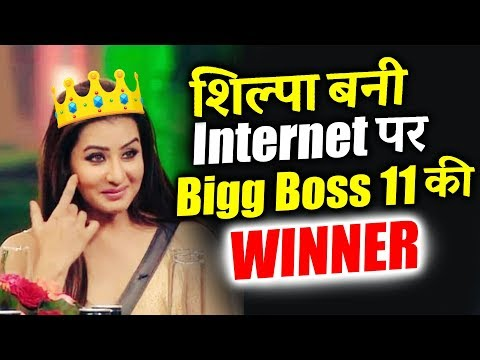 Shilpa Shinde BECOMES Bigg Boss 11 WINNER For Fans Already