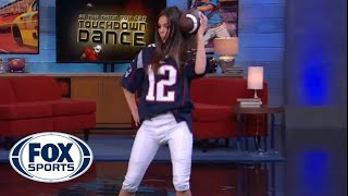 So You Think You Can Touchdown Dance with Victor Cruz