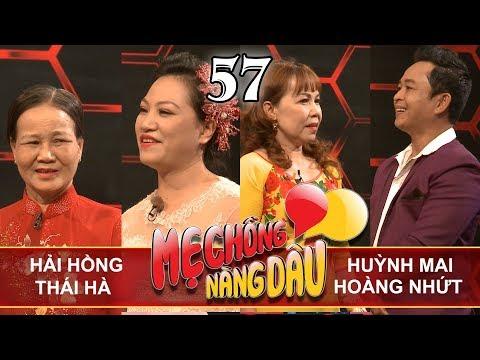 MẸ CHỒNG - NÀNG DÂU | Tập 57 UNCUT | Hải Hồng - Thái Hà | Huỳnh Mai - Hoàng Nhứt | 140418 💛