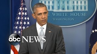 President Obama Remarks on Paris Terror Attacks