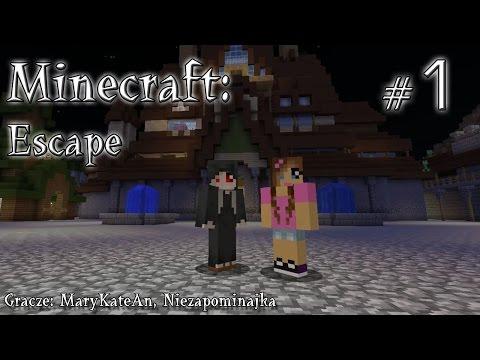 Minecraft Escape: Frozen z MaryKateAn! [1/2]