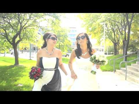 Quad City Wedding Video / DVD - Davenport Iowa Wedding DVD -