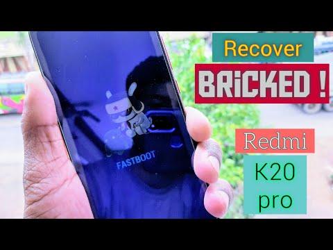 recover-bricked-redmi-k20-pro-||-how-to-flash-redmi-k20-pro-||-k20-pro-fastboot-stuck-problem