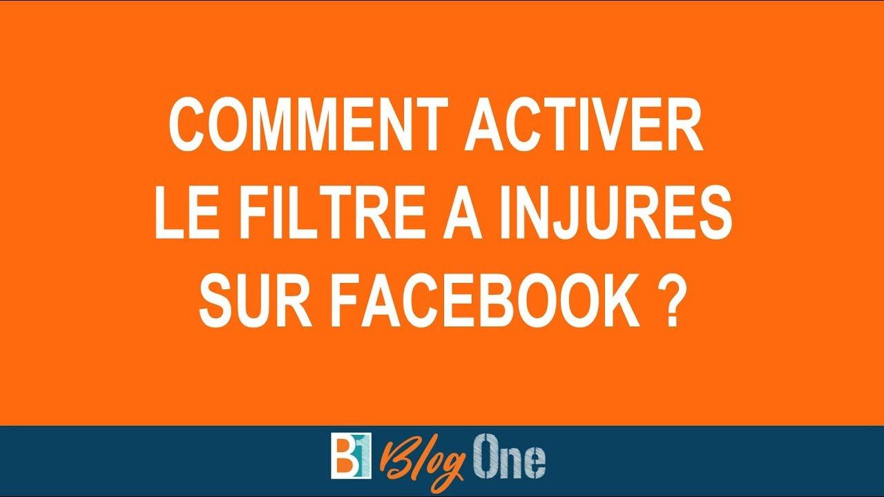 Download [Tuto]  Comment activer le filtre à injures sur votre page Facebook ?