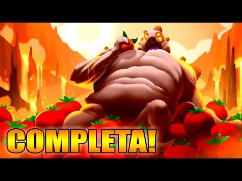 "Monster Legends - Mazmorra Pigredo Completa ""Seven Deadly Sins Maze Island"""