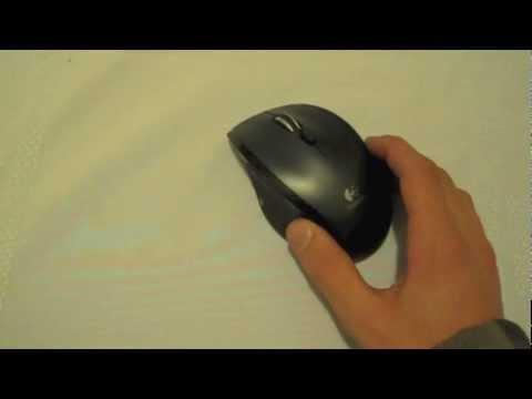 Review: Logitech Marathon Mouse M705 - YouTube