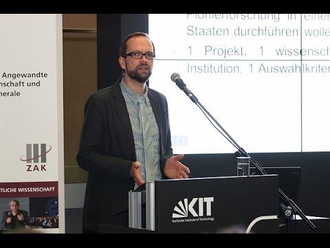 Dr. David Krása: 10 Jahre ERC
