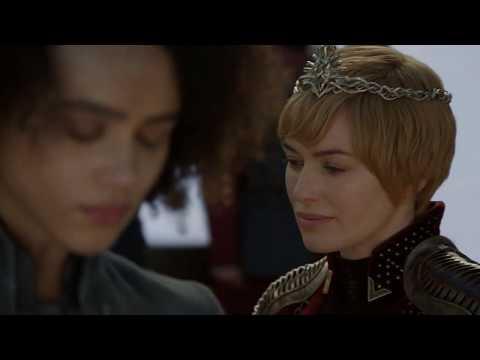 Игра Престолов 8 сезон: Смерть Миссандеи HD / Game of thrones death Missenden HD