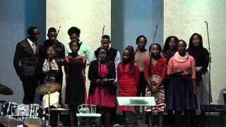 Хор африканской молодежи — «Господь мой Пастырь»