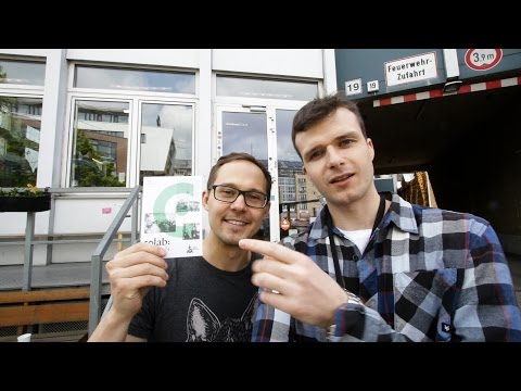 Berlin Coffee Tour & Talks at CoLab: Berlin | ECT Weekly #017