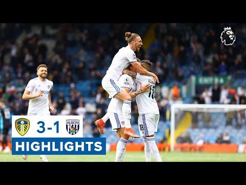 Highlights: Leeds United 3-1 West Brom | Rodrigo, Phillips and Bamford seal win | Premier League