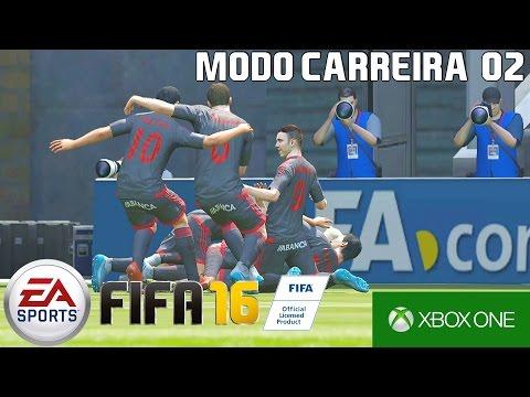 FIFA 16 MODO CARREIRA: EM BUSCA DA GRANA NA COPA DE PRÉ TEMPORADA! #02 [XBOX ONE]