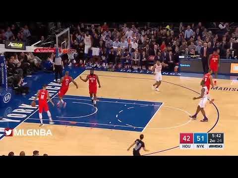 RESUMEN COMPLETO | Houston Rockets vs New York Knicks | Temporada NBA | 24-1-2019