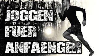 Joggen für Anfänger - Mit Laufen beginnen - Fehler beim Laufsport - Erfolg garantiert - Tipps