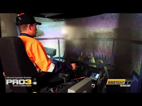 Immersive Technologies - PRO3-B Advanced Equipment Simulator