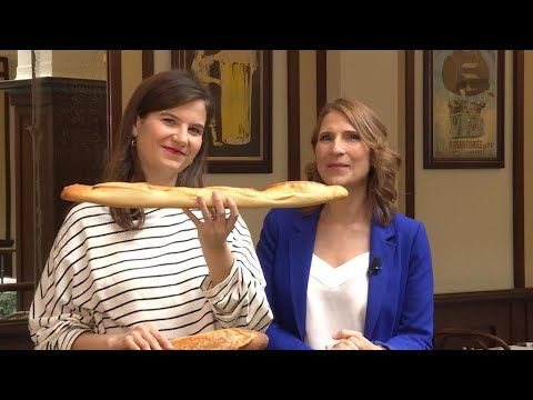 Discovering French bread and the rules of 'baguetiquette'