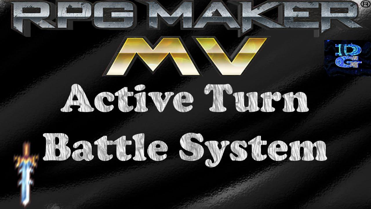 RPG Maker MV Active Turn Battle System