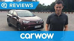 Toyota RAV4 2018 SUV in-depth review | Mat Watson Reviews