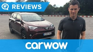 Toyota RAV4 2018 SUV in-depth review | Mat Watson Reviews