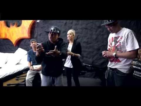 ON THE SPOT -Rjay Ty- Fatima (Nurse Rapper),  Sam Rhansum, Mike Swift,Flavamatikz